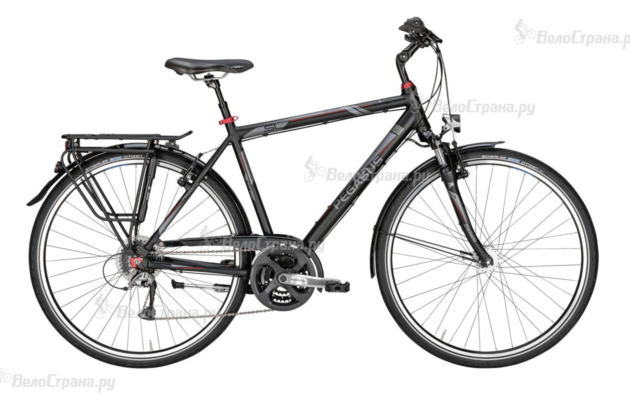 Велосипед Pegasus Solero SL Gent 24 (2016) велосипед pegasus piazza gent 7 2017