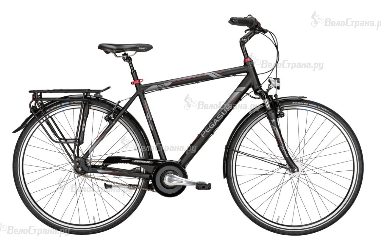 Велосипед Pegasus Solero SL Gent 7 (2016) велосипед pegasus piazza gent 7 2017
