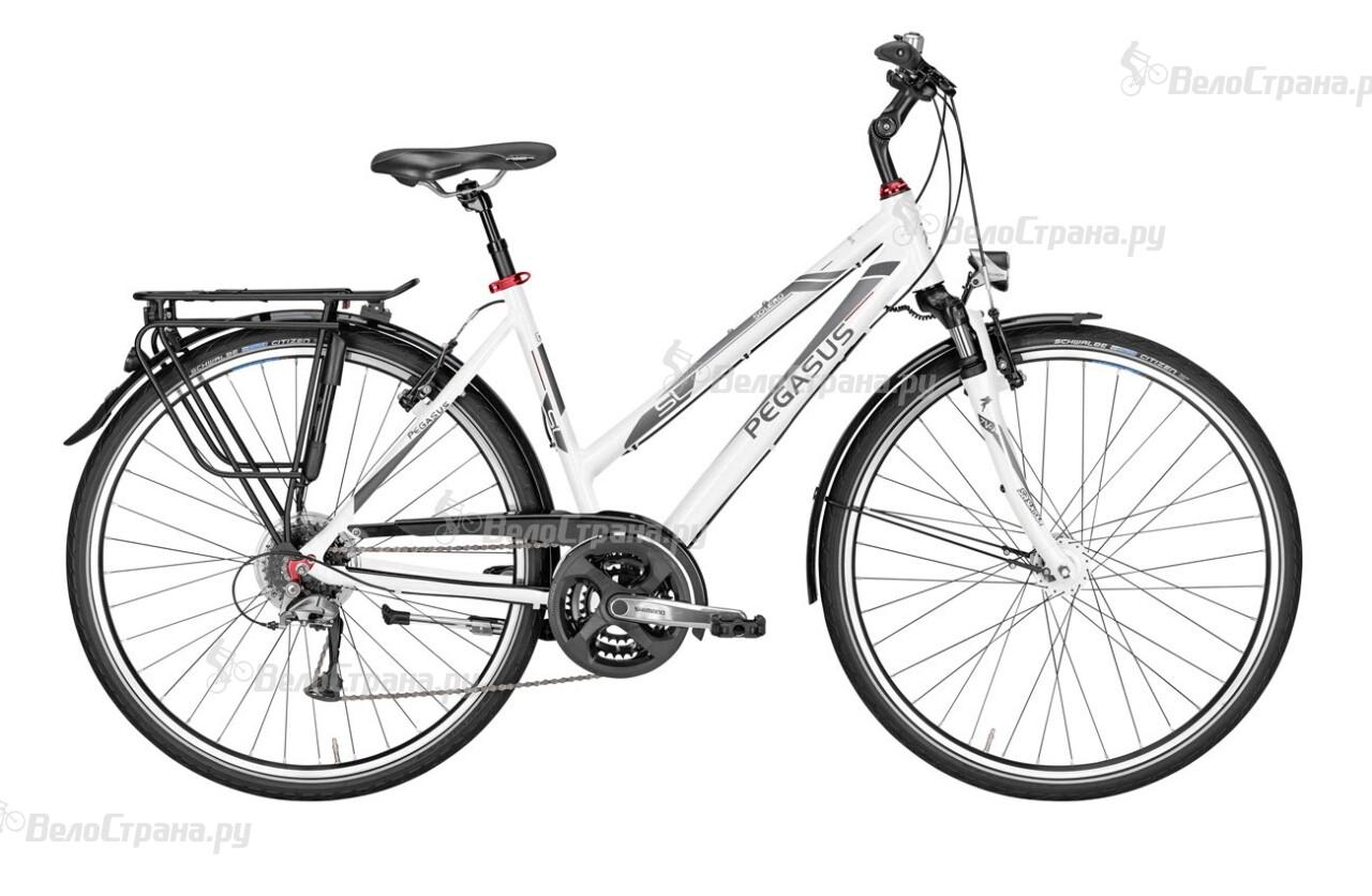 Велосипед Pegasus Solero SL Woman 24 (2016) велосипед pegasus solero sl gent 7 2016