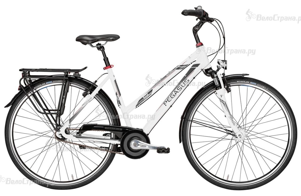 Велосипед Pegasus Solero SL Woman 8 (2016) велосипед pegasus solero sl gent 7 2016