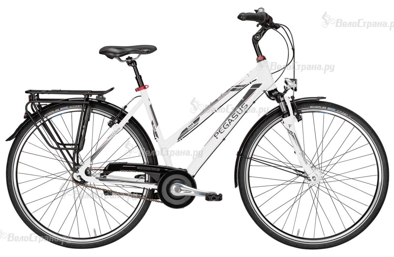 Велосипед Pegasus Solero SL Woman 7 (2016) велосипед pegasus piazza gent 7 2017