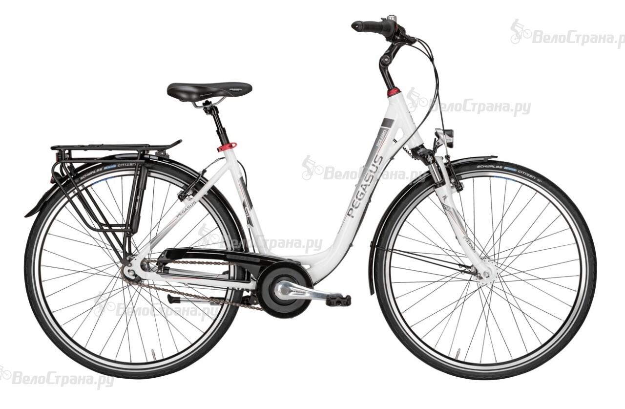 Велосипед Pegasus Solero SL Wave 26 (2016) велосипед pegasus piazza wave 8 sp 28 2016