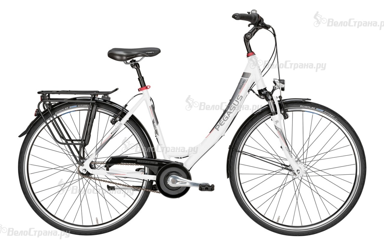 Велосипед Pegasus Solero SL Wave 8 (2016) велосипед pegasus comfort sl 7 sp 28 2016
