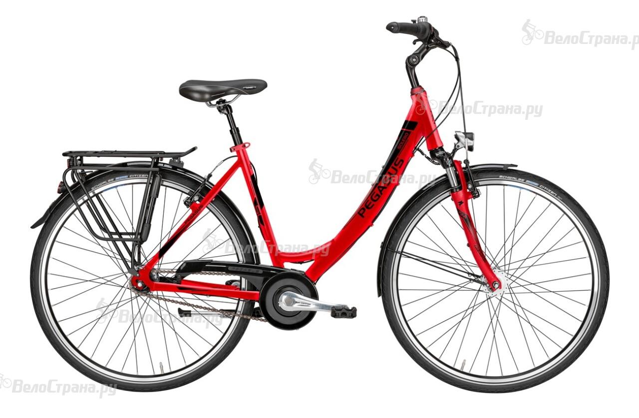 Велосипед Pegasus Solero SL Wave 7 (2016) велосипед pegasus piazza gent 7 2017