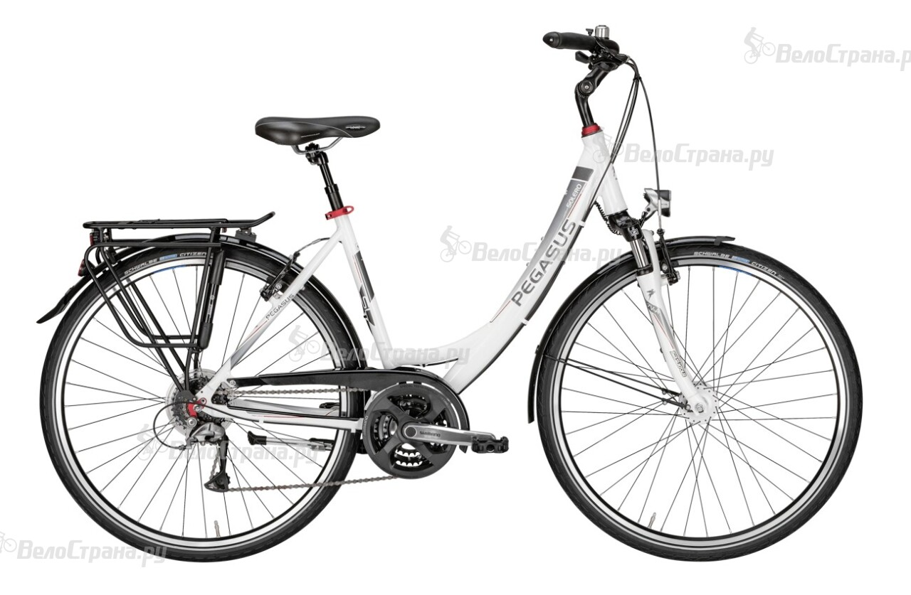 Велосипед Pegasus Solero SL Wave 24 (2016) велосипед pegasus comfort sl 7 sp 28 2016