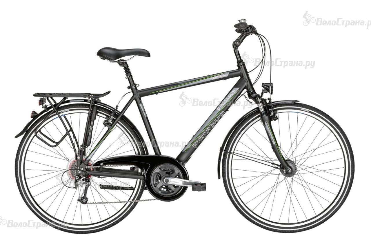 Велосипед Pegasus Lakota Gent (2016) велосипед pegasus piazza gent 7 2017