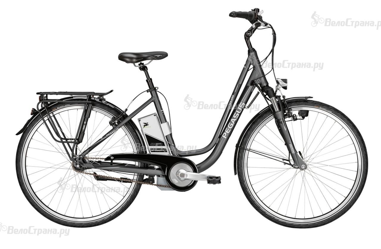 Велосипед Pegasus Solero E Wave 26 (2016) велосипед pegasus tourina gent 2016