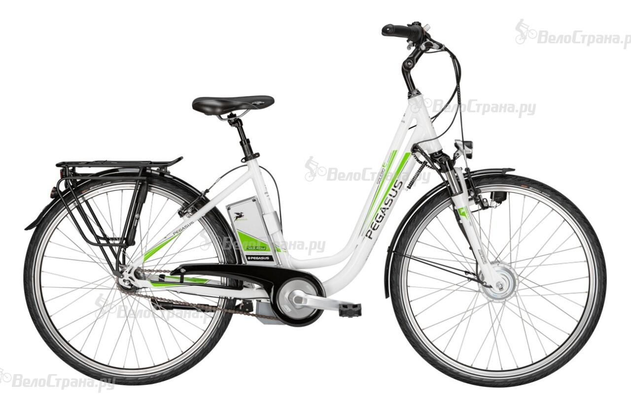 Велосипед Pegasus Solero E Wave (2016) велосипед pegasus tourina gent 2016