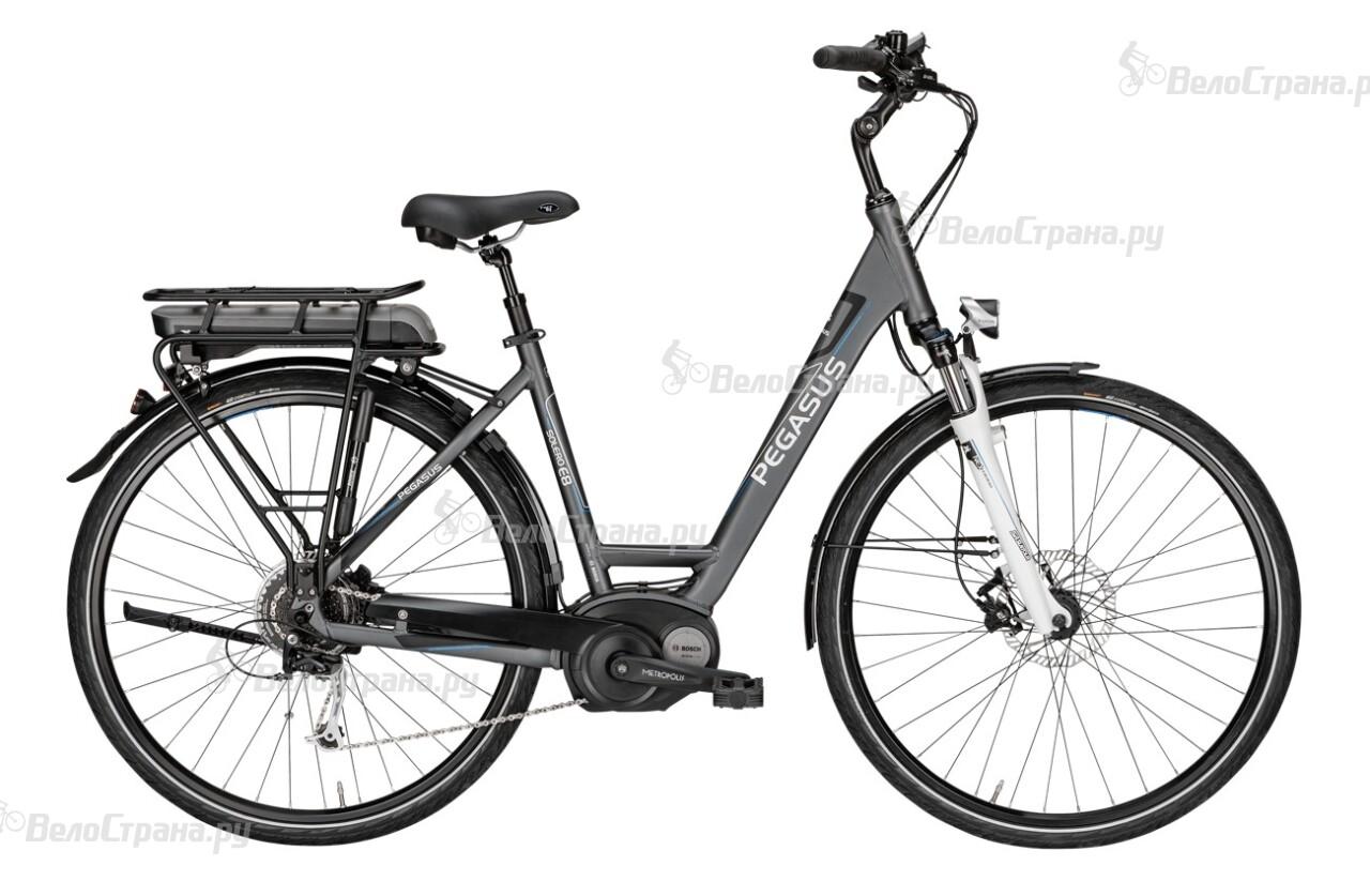 Велосипед Pegasus Solero E8 F Wave (2016) аккумулятор digicare plc e8 lp e8 для canon