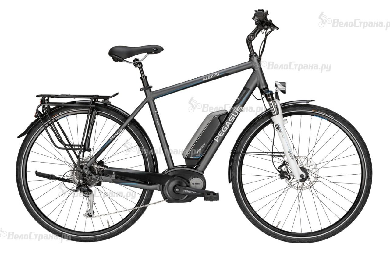 Велосипед Pegasus Solero E8 F Gent (2016) велосипед pegasus tourina gent 2016