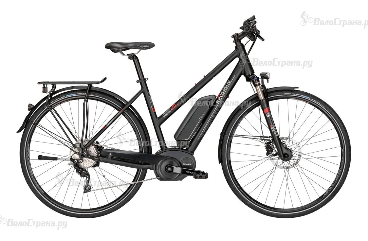 Велосипед Pegasus Premio E10 Woman (2016) велосипед pegasus piazza woman 21 sp 28 2016