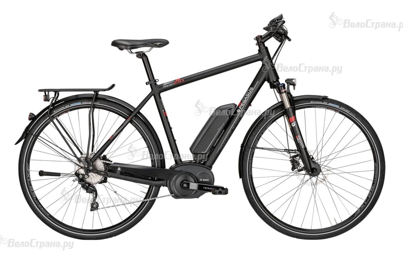 Велосипед Pegasus Premio E10 Gent (2016) велосипед pegasus tourina gent 2016