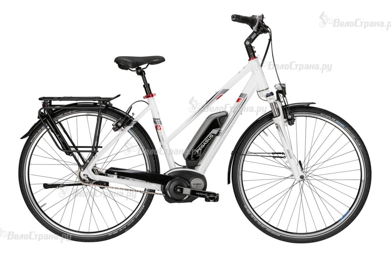 Велосипед Pegasus Premio E8 F Woman (2016) велосипед pegasus piazza woman 21 sp 28 2016