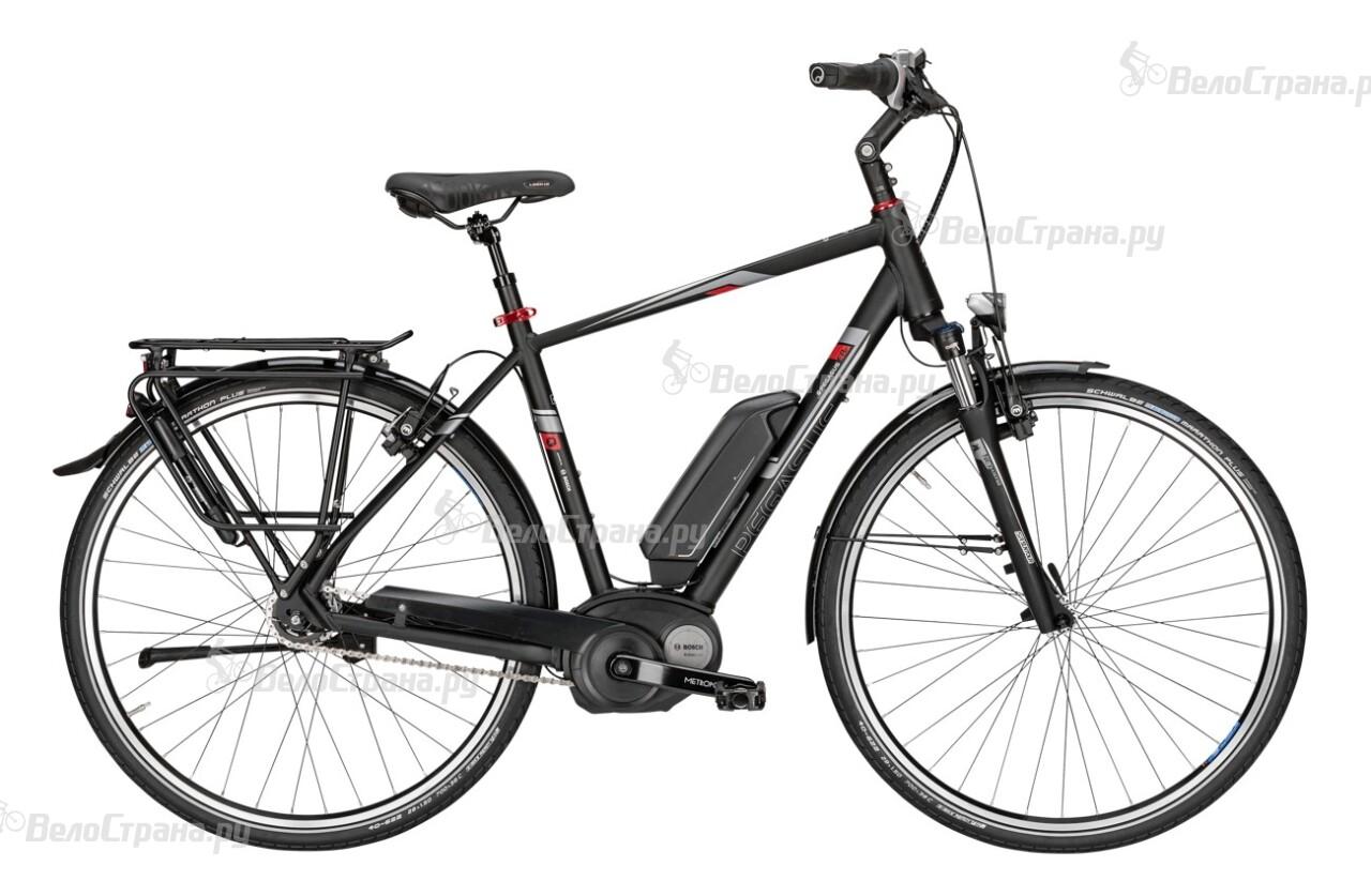 Велосипед Pegasus Premio E8 F Gent (2016) велосипед pegasus corona gent 2016