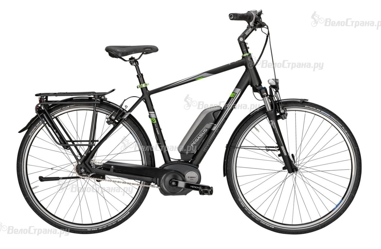 Велосипед Pegasus Premio E8 R Gent (2016) велосипед pegasus tourina gent 2016