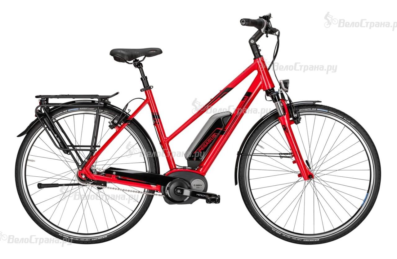 Велосипед Pegasus Premio E8 R Woman (2016) велосипед pegasus piazza woman 21 sp 28 2016