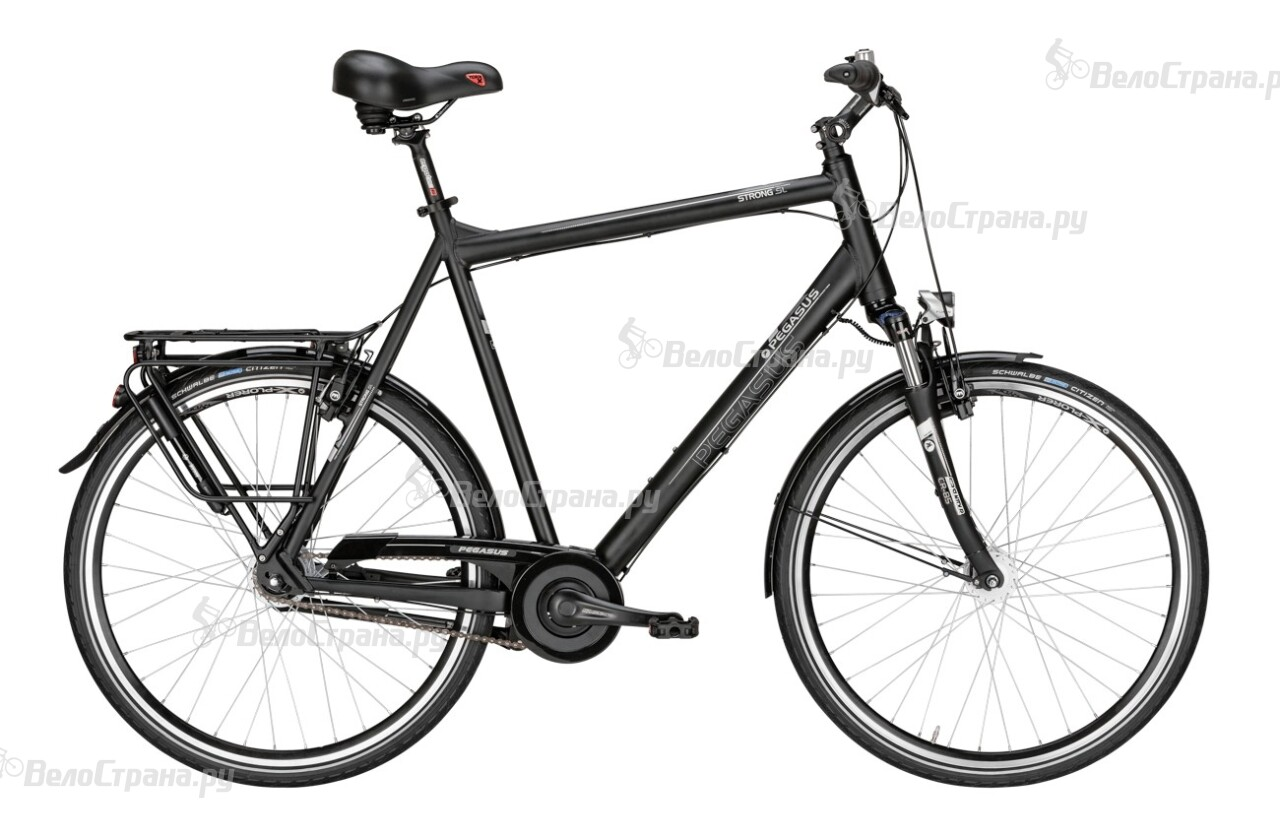 Велосипед Pegasus Strong SL (2016) велосипед pegasus piazza gent 7 sp 28 2016
