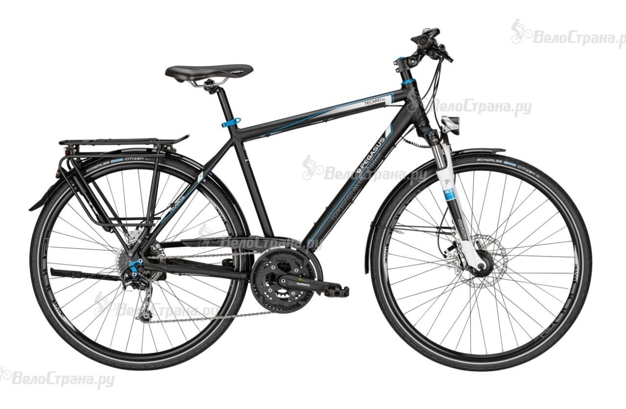 Велосипед Pegasus Tecaro SL (2016) велосипед pegasus comfort sl 7 sp 28 2016