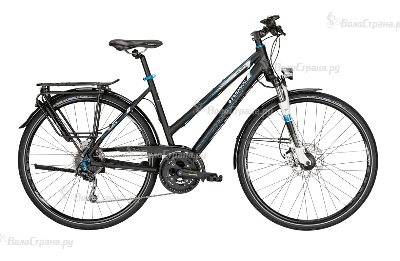 Велосипед Pegasus Tecaro SL Woman (2016) велосипед pegasus tourina gent 2016