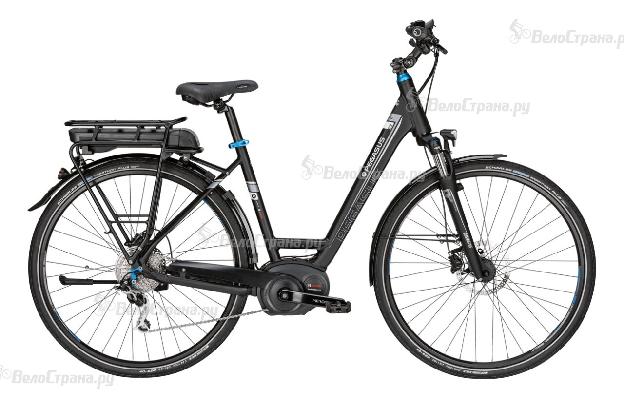 Велосипед Pegasus Premio E9 Wave (2016) велосипед pegasus tourina gent 2016