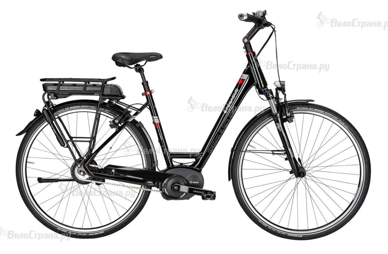 Велосипед Pegasus Premio Nu-E Wave (2016) велосипед pegasus tourina gent 2016