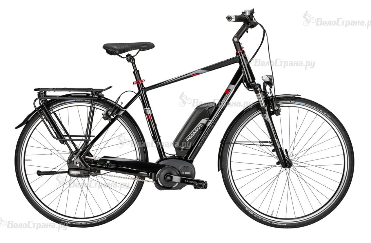 Велосипед Pegasus Premio Nu-E (2016) велосипед pegasus tourina gent 2016