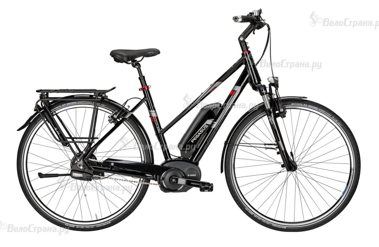 Велосипед Pegasus Premio Nu-E Woman (2016) велосипед pegasus tourina gent 2016