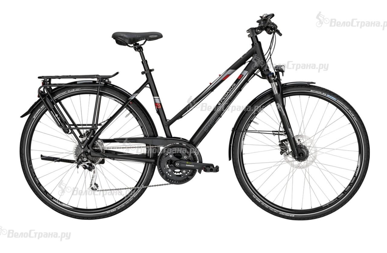 Велосипед Pegasus Premio SL Disc Woman (2016) велосипед pegasus piazza gent 7 sp 28 2016