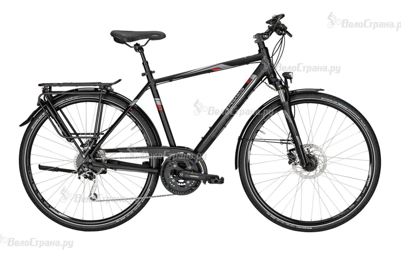 Велосипед Pegasus Premio SL Disc (2016) велосипед pegasus comfort sl 7 sp 28 2016