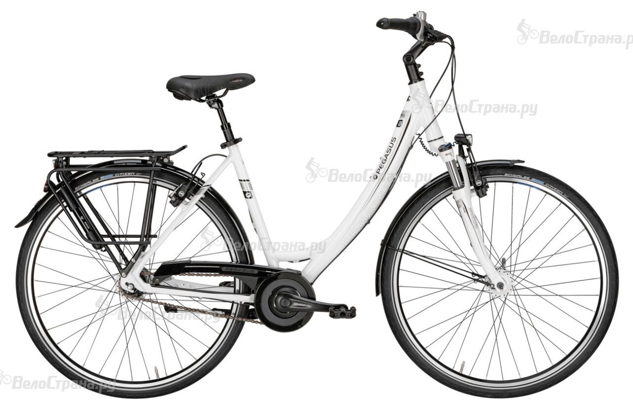 Велосипед Pegasus Premio SL M (Wave 8) (2016) велосипед pegasus piazza gent 7 sp 28 2016