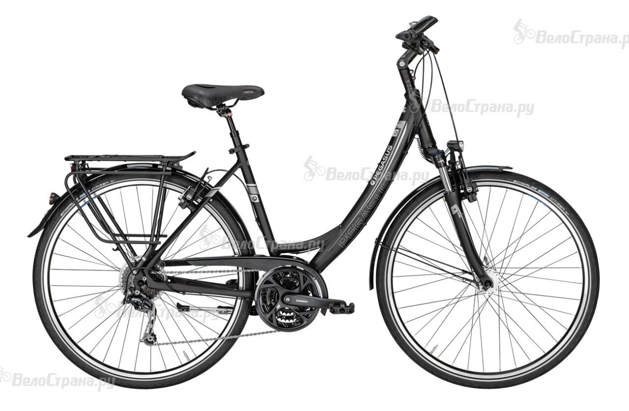 Велосипед Pegasus Premio SL M (Wave 27) (2016) велосипед pegasus comfort sl 7 sp 28 2016