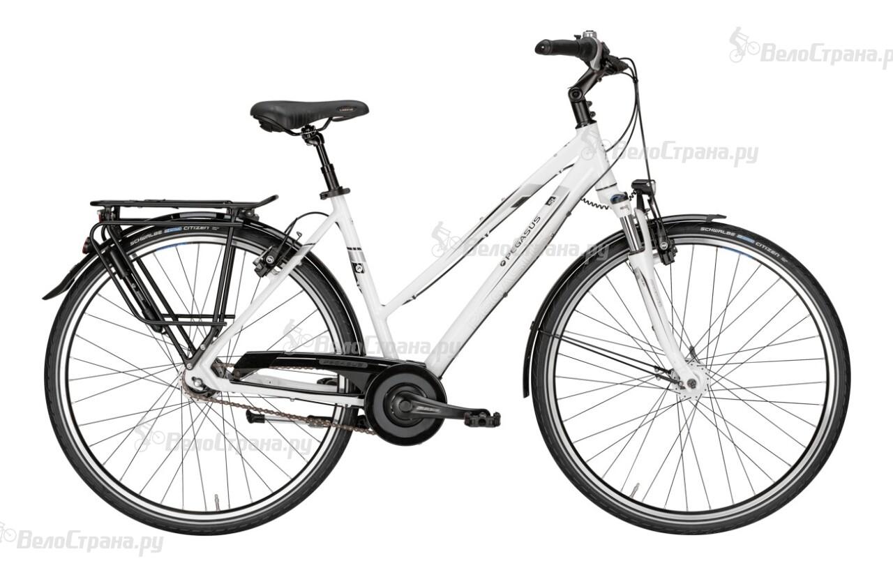 Велосипед Pegasus Premio SL M (Lady 8) (2016) бампер задний premio новосибирск