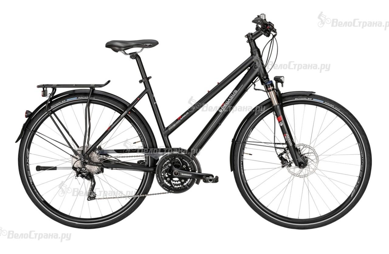 Велосипед Pegasus Premio Superlite (2016) велосипед pegasus tourina gent 2016