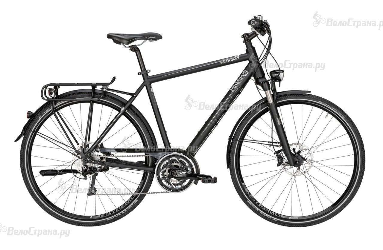 Велосипед Pegasus Estremo S30 (2016) велосипед pegasus tourina gent 2016
