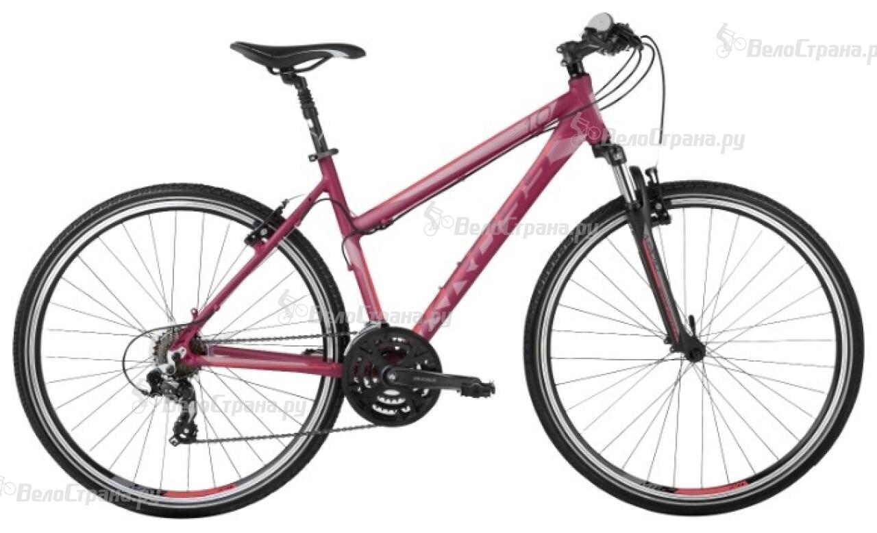Велосипед Kross Evado 1.0 Lady (2015) носки kross krt tall размер xl черный t4cod000283xlbk