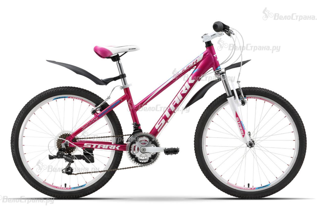 Велосипед Stark Slider Girl (2016) z 900 2017 motorcycle cnc aluminum adjustable rearset foot pegs footrest rear sets for kawasaki moto z900 17 accessories