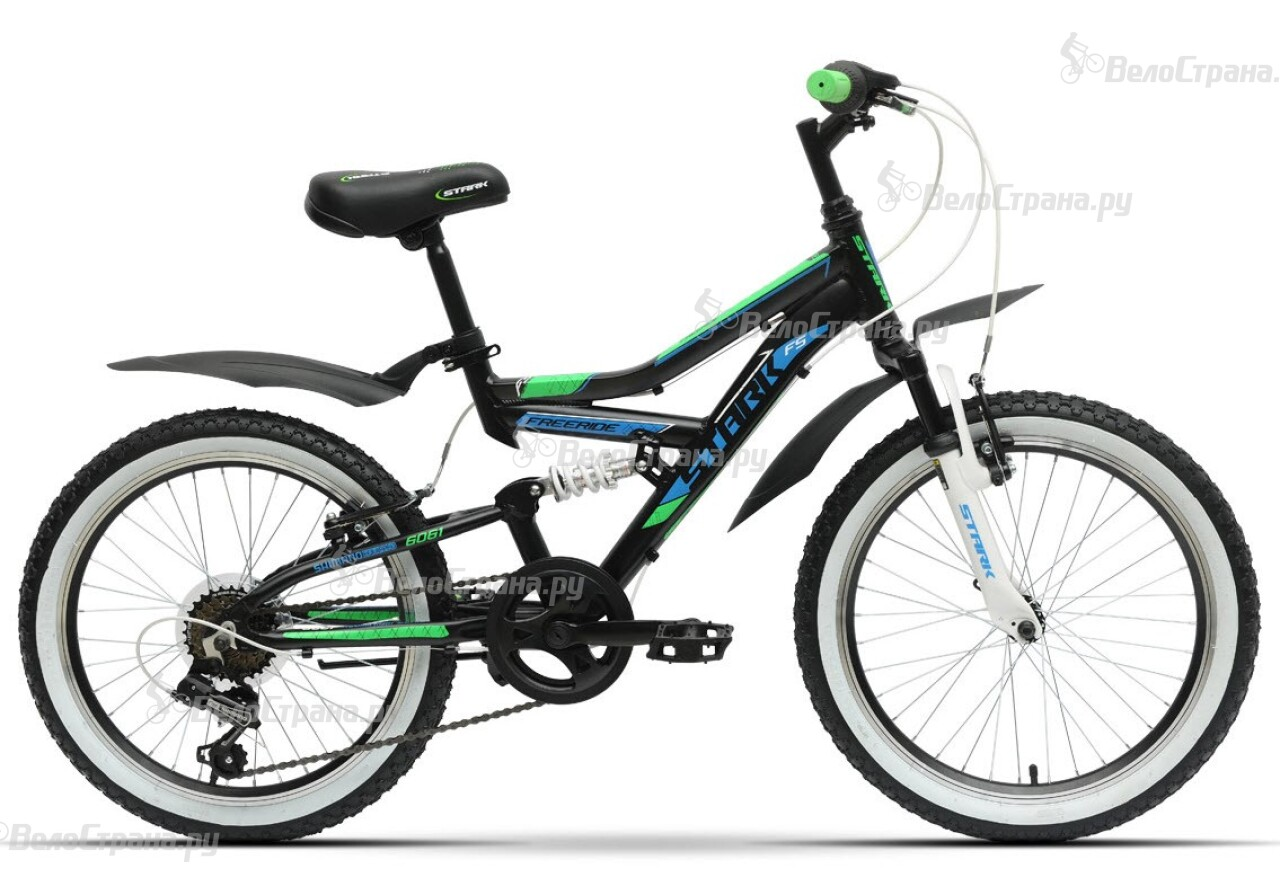 Велосипед Stark Appachi 20 (2016) велосипед stark shooter 4 2013
