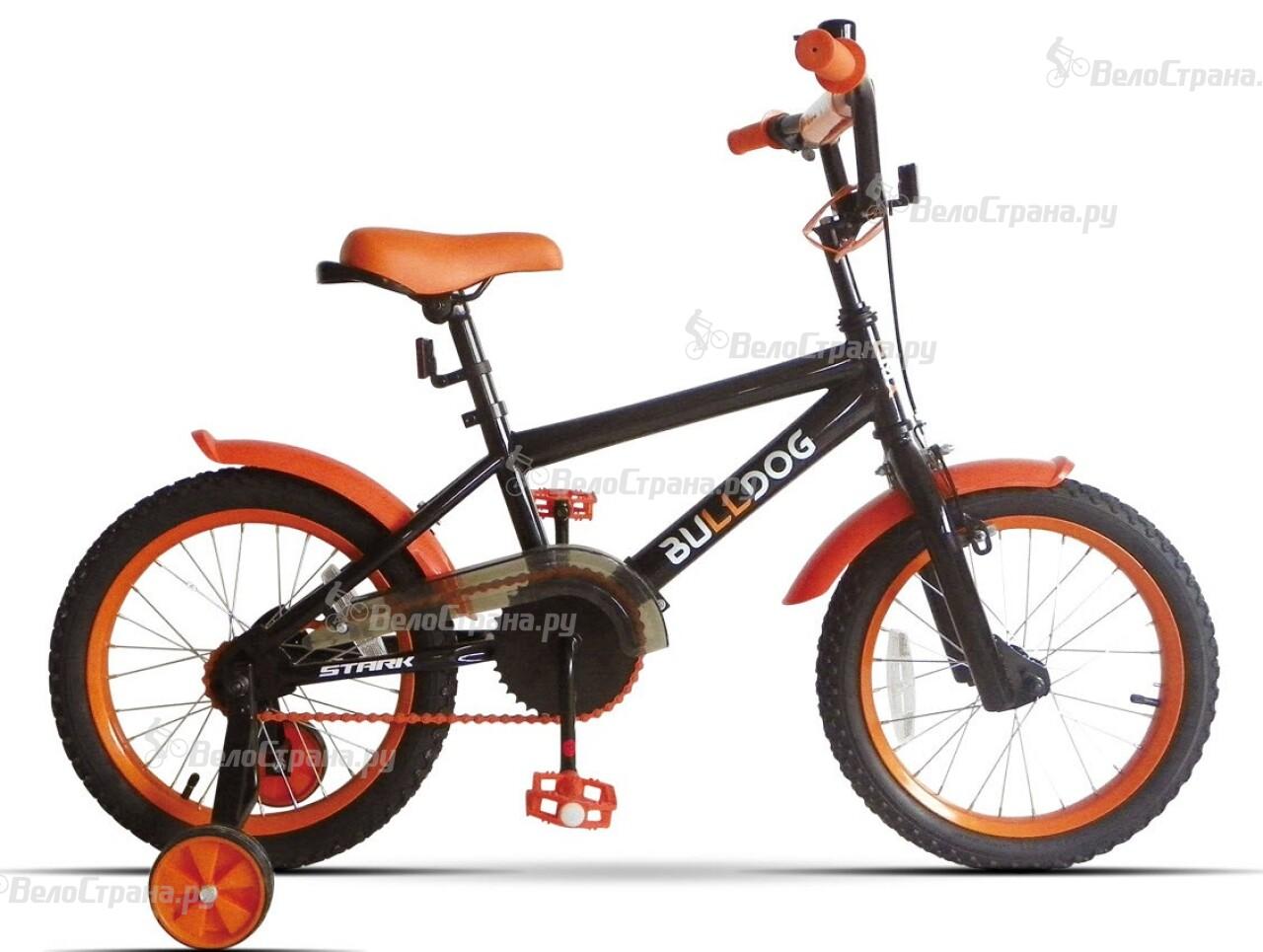 Велосипед Stark Bulldog 16 (2016) stark outpost 16 2016 blue orange