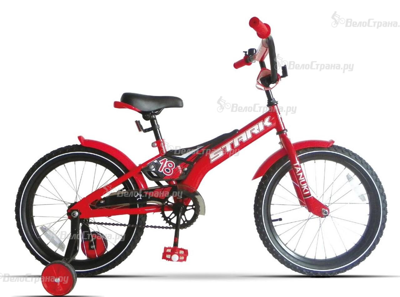 Велосипед Stark Tanuki Boy 18 (2016) велосипед stark tanuki 14 boy 2017