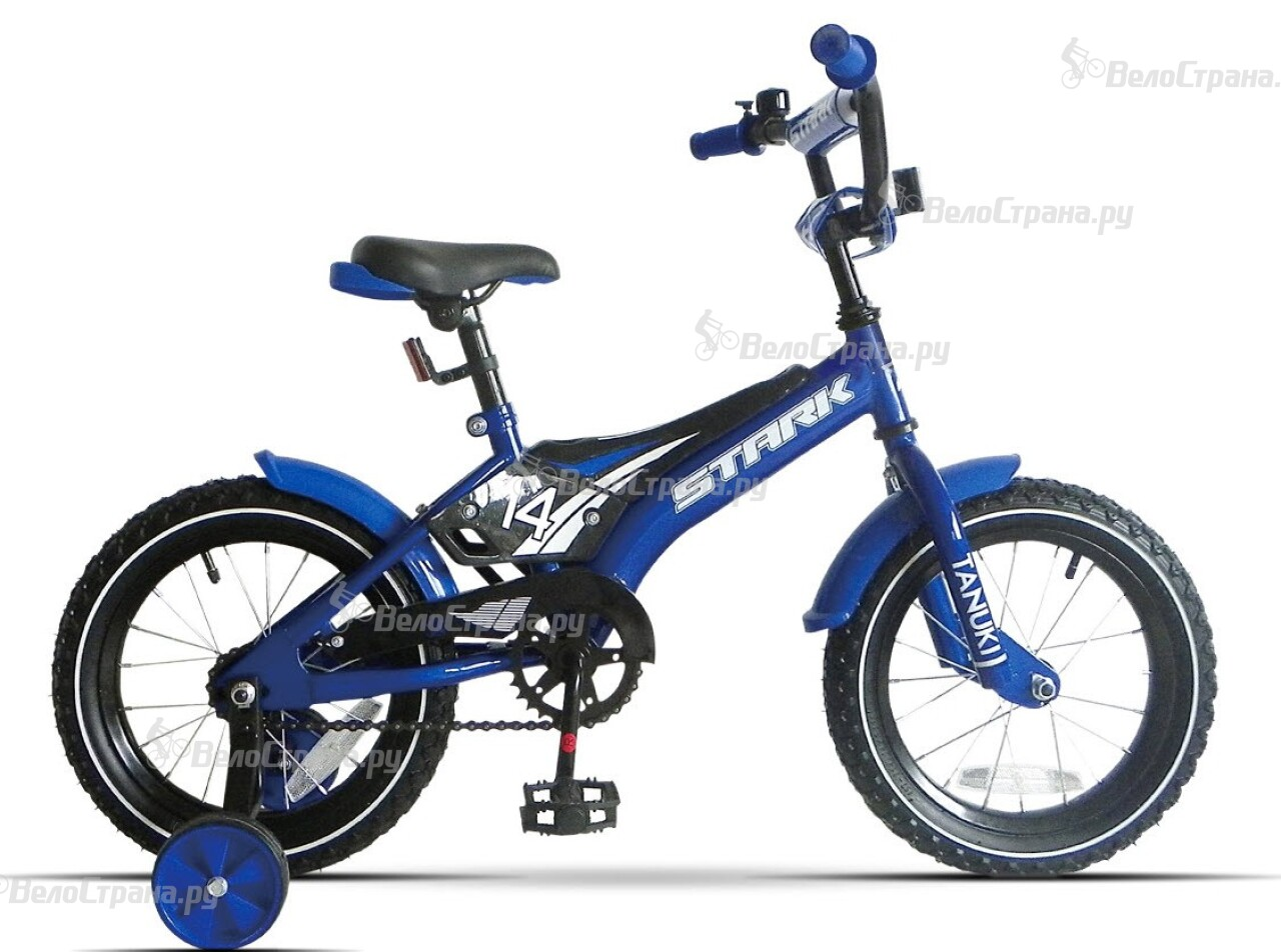 Велосипед Stark Tanuki Boy 14 (2016) велосипед stark tanuki 14 boy st 2017