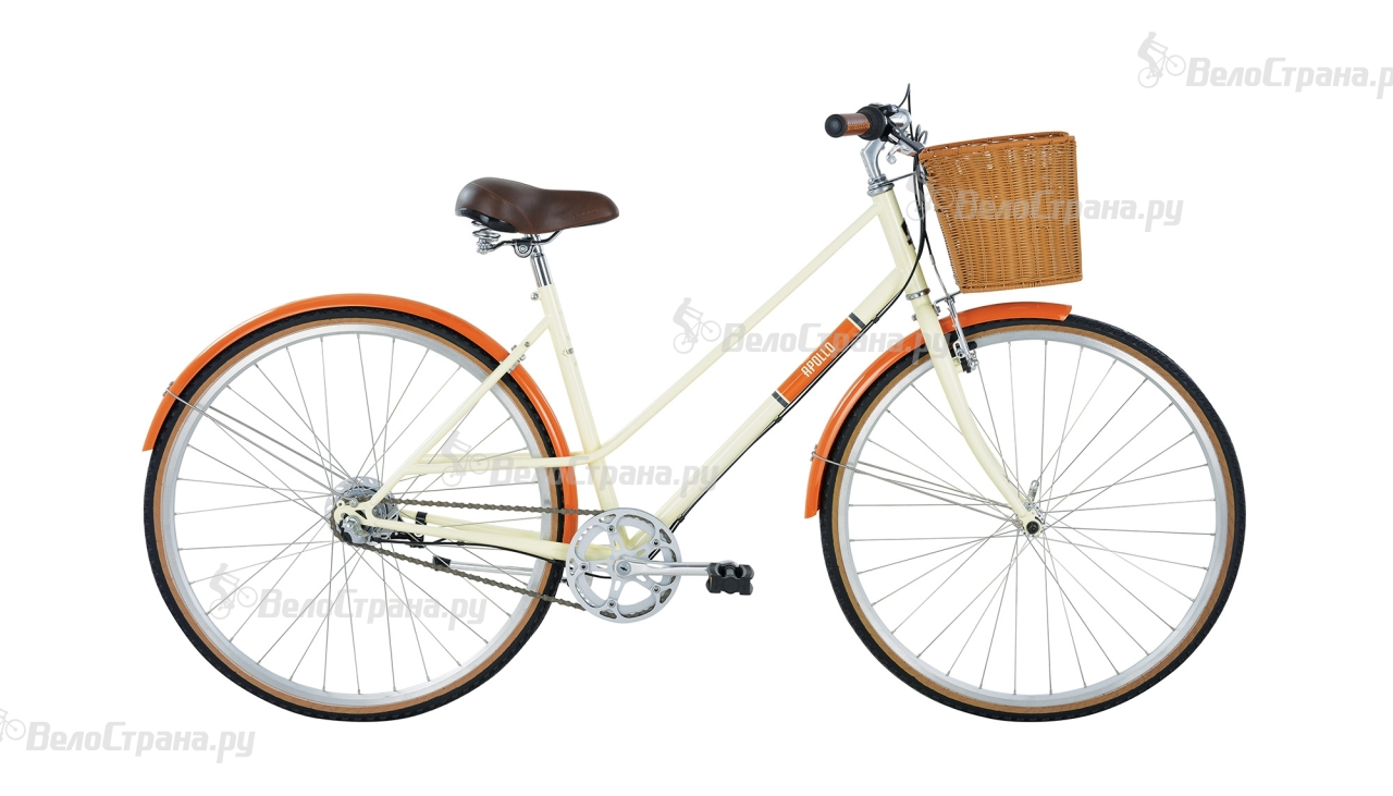 Велосипед Apollo Vintage 3 WS (2016) масленка apollo alice