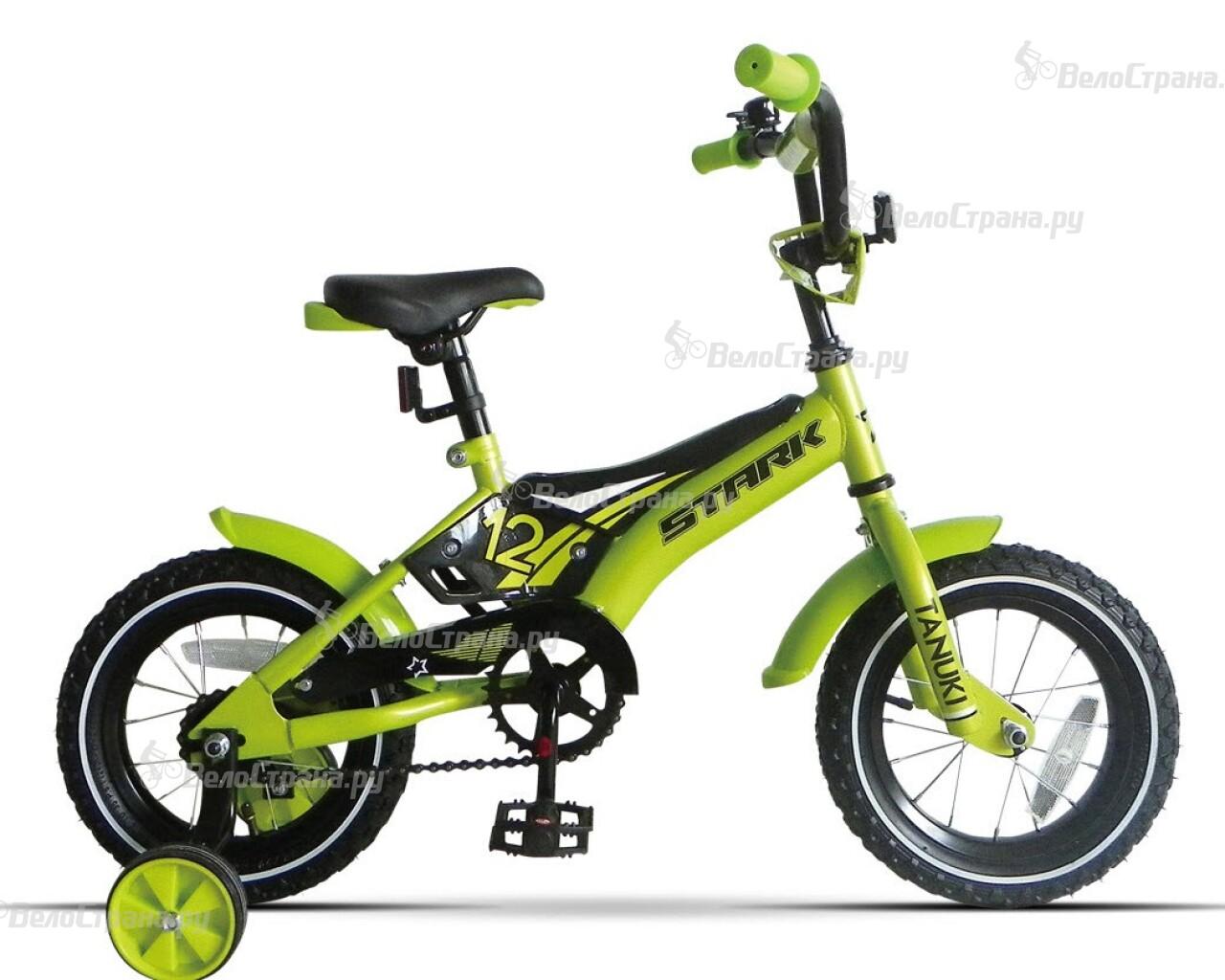 Велосипед Stark Tanuki Boy 12 (2016) велосипед stark tanuki 14 boy 2017