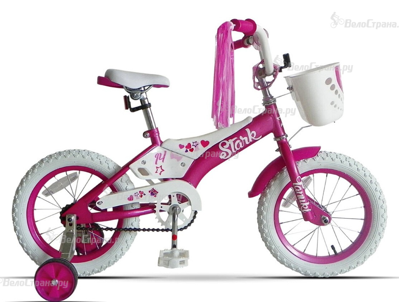 Велосипед Stark Tanuki Girl 14 (2016)