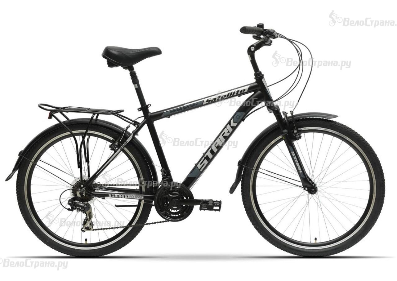 Велосипед Stark Satellite (2016) велосипед stark shooter 4 2016