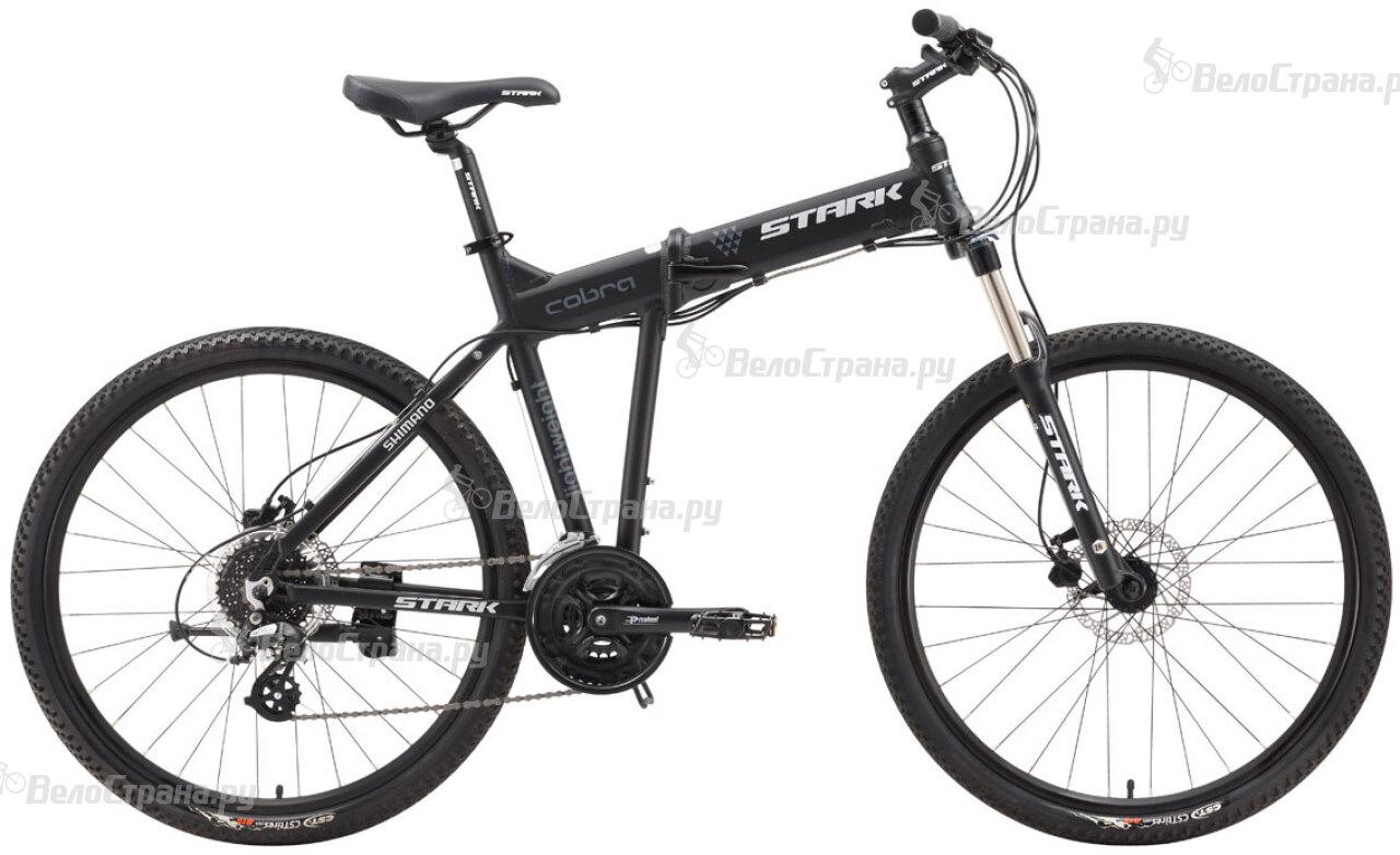 Велосипед Stark Cobra HD (2016) купить антирадар cobra vedetta slr 650g ru