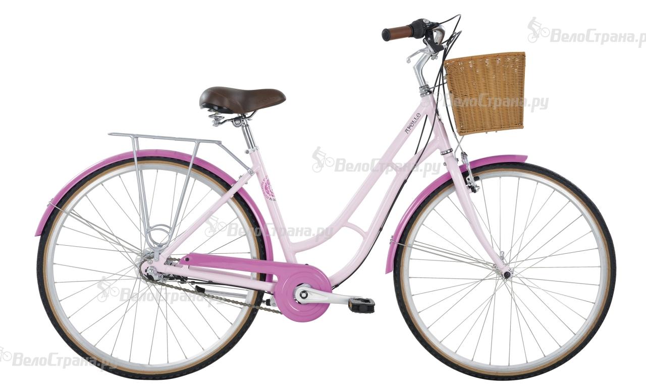 Велосипед Apollo Nouveau 3 WS (2016) apollo