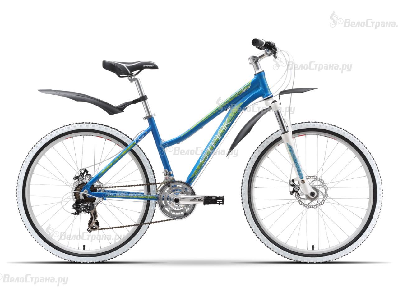 Велосипед Stark Chaser Lady Disc (2016) велосипед stark jumper disc 2016