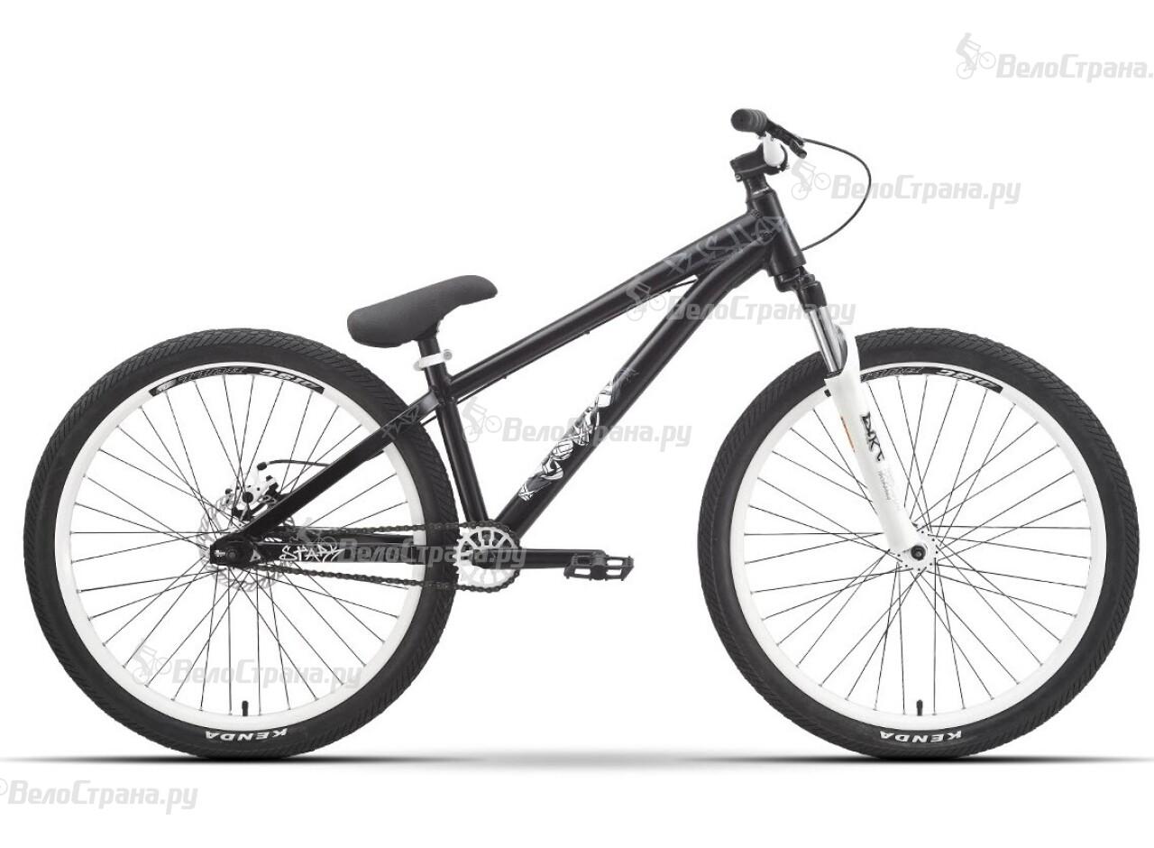 Велосипед Stark Pusher 2 (2016) stark jumper 18 2016 black green