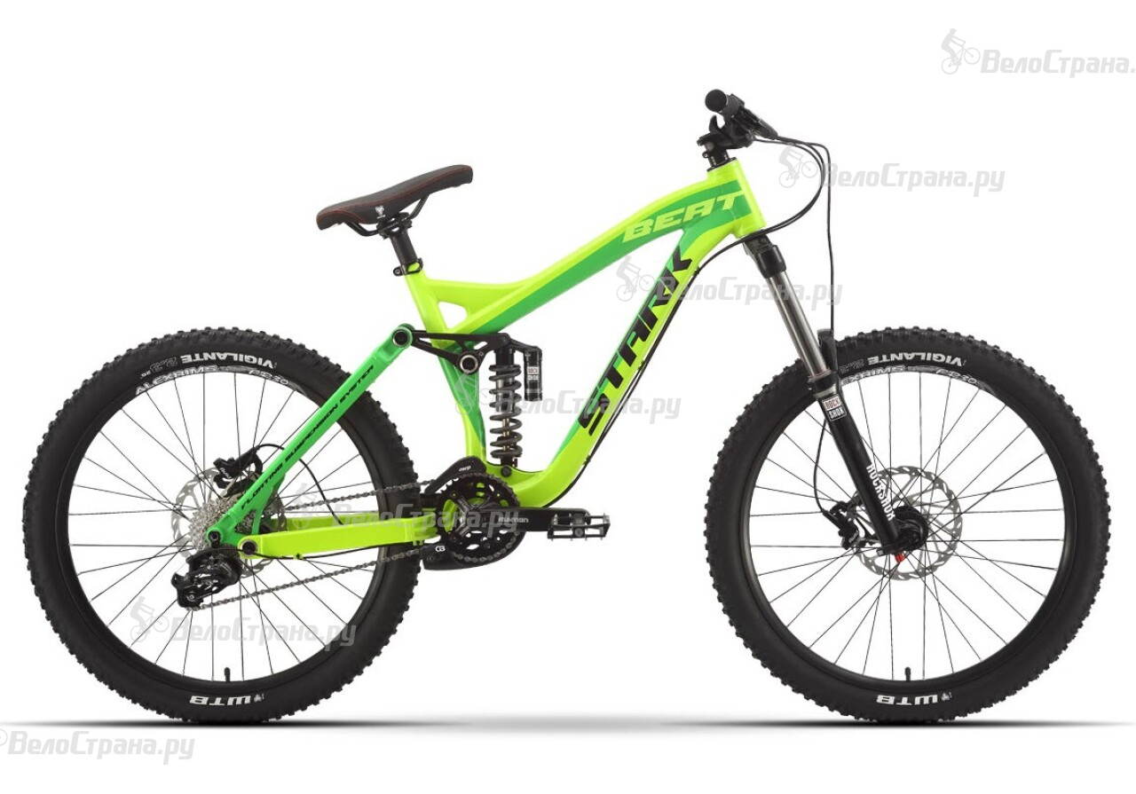 Велосипед Stark Beat Pro (2016) stark jumper 18 2016 black green