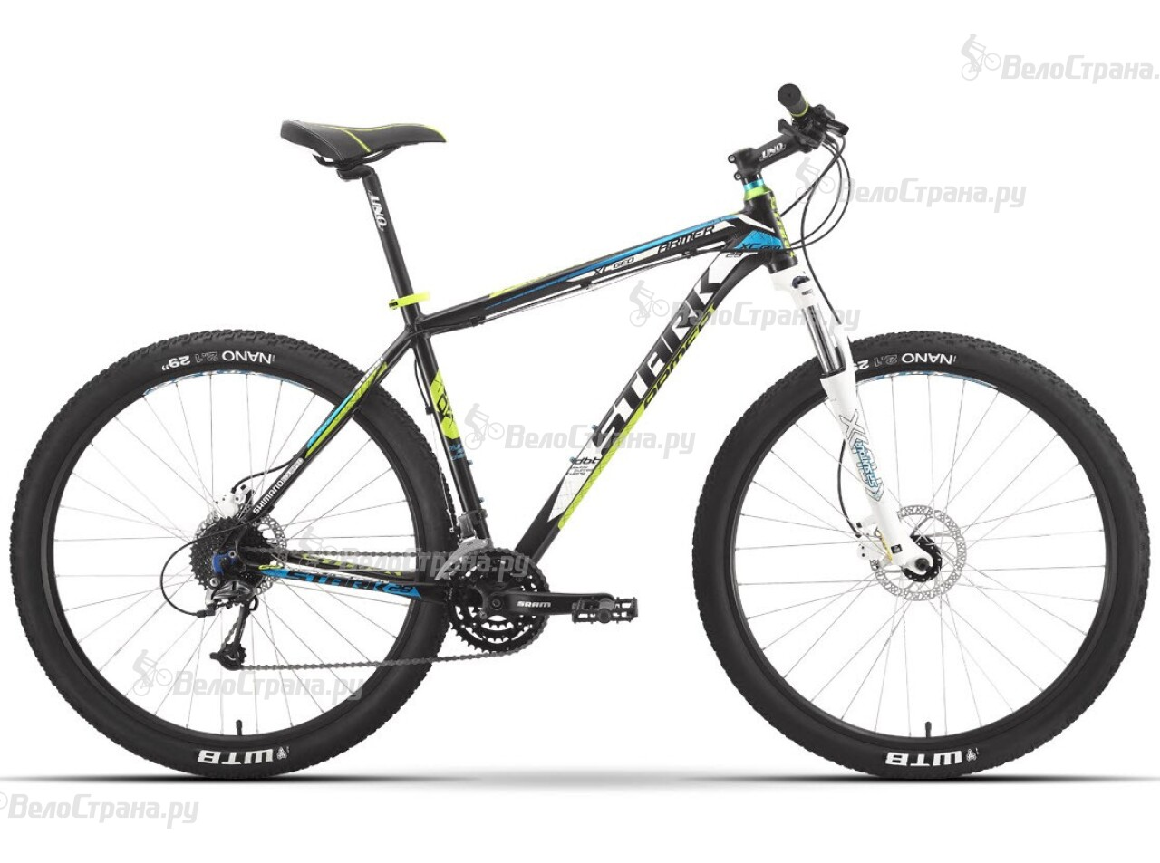 Велосипед Stark Armer 29er HD (2016)